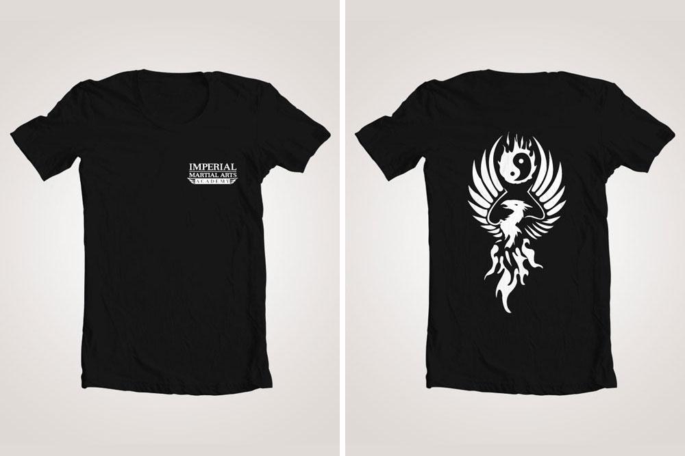 Imperial-Martial-Arts-Academy-tshirt