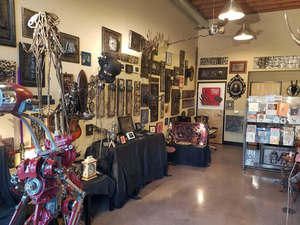 Truax Gallery Oregon City