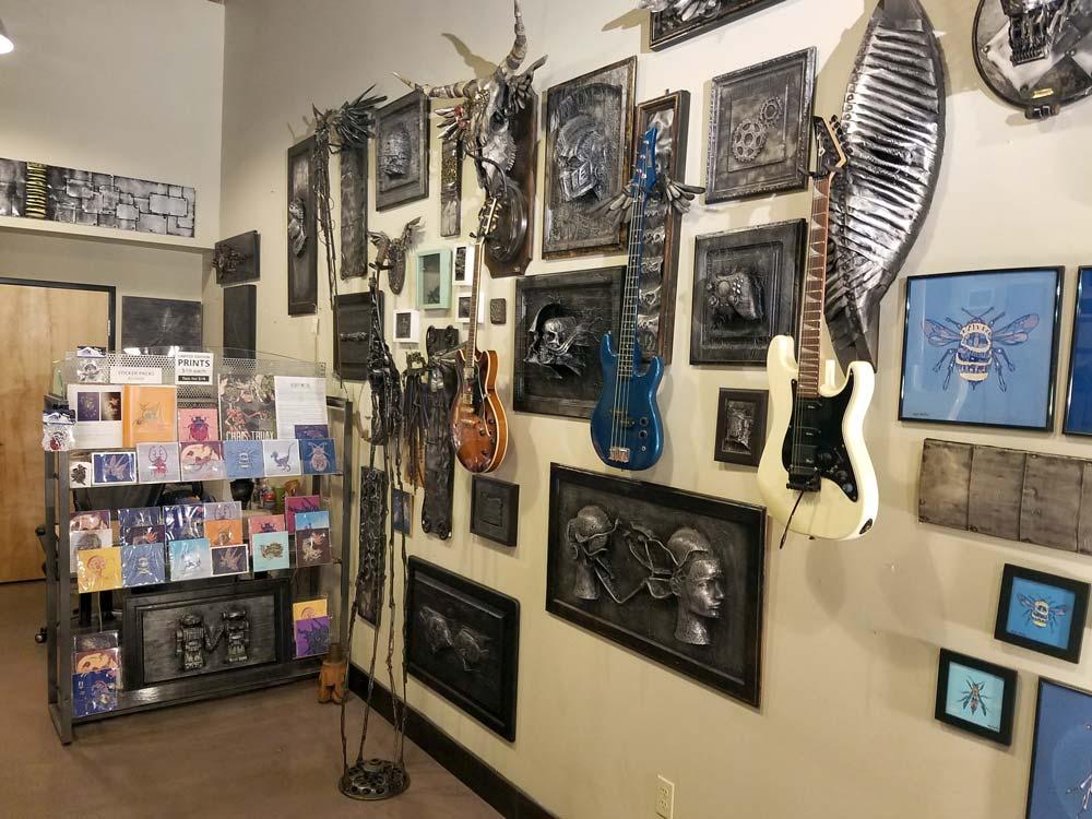Truax Gallery Downtown Oregon City
