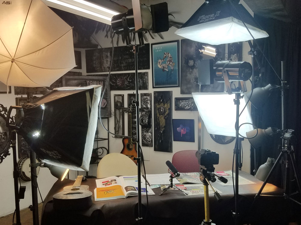 Truax Gallery Video Production