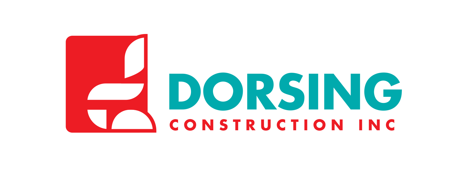 Dorsing Construction Logo Graphics Byte