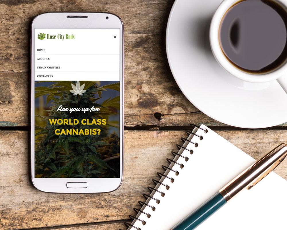 mobile-cannabis-web-design-graphicsbyte-creative-media