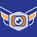 Everdrone Logo Graphicsbyte