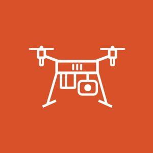UAV Drones icon for Everdrone