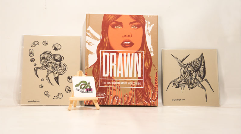 Drawn Vol 1 Crooks Press Graphicsbyte Mark Boehly