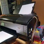 Epson 1400 CISS Setup