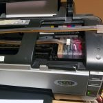 Epson 1400 CISS Setup - Graphicsbyte Creative
