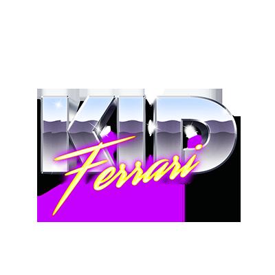 Kid Ferrari Logo Designed by Mark Boehly - Graphicsbyte Creative