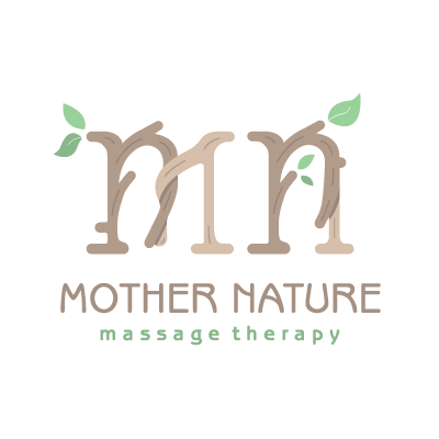 Mother Nature Massage Therapy Logo Design by Mark Boehly