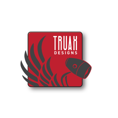 Truax Designs Logo created by Mark Boehly