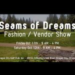 Seams of Dreams Fashion Show at Oregon City Golf Course