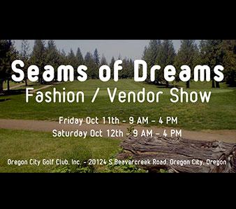 Seams of Dreams Fashion Show at Oregon City Golf Course