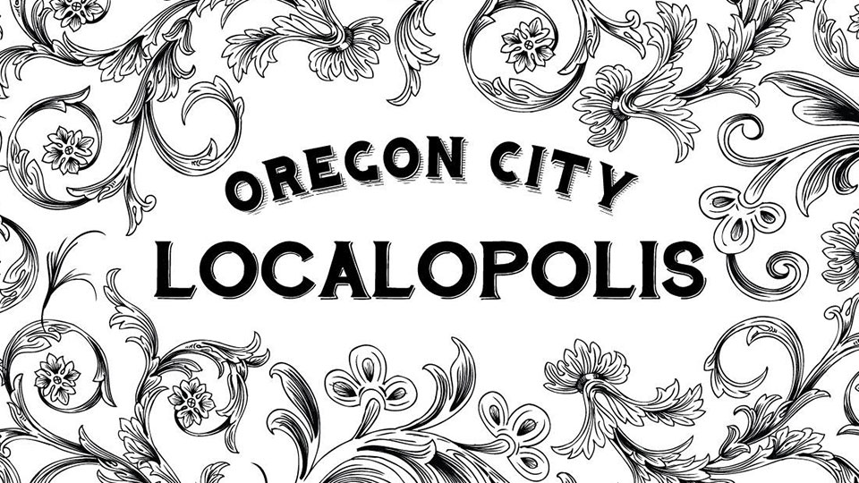 Oregon City Localopolis Art Show