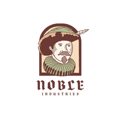Noble Industries logo by Graphicsbyte aka Mark Boehly