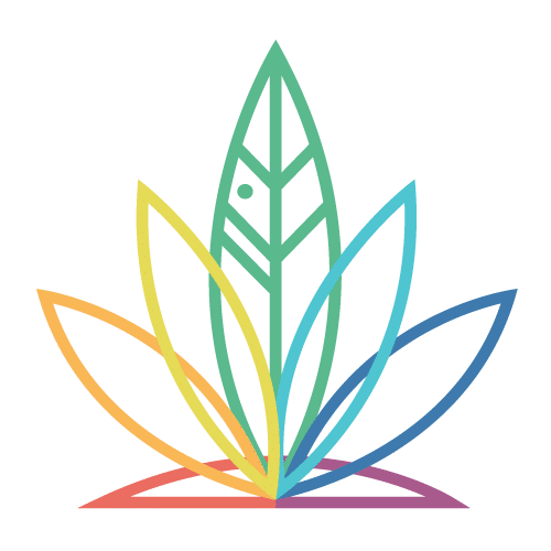 Green Room Naturals Chakra Icon designed by Graphicsbyte Creative - Mark Sheldon Boehly