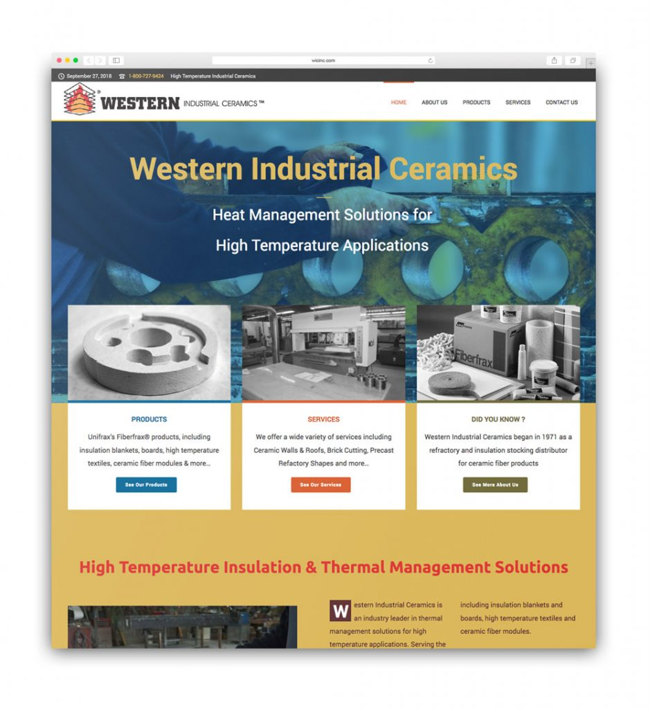 Western Industrial Ceramics Inc photo by Graphicsbyte Creative