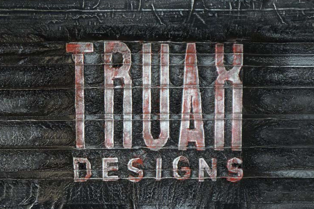 Truax Designs -Karbon Kast - Sign by Mark Sheldon Boehly - Graphicsbyte Creative
