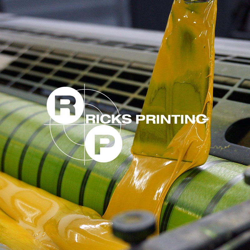 Ricks Printing Portland - Photography by Graphicsbyte - Mark Sheldon Boehly