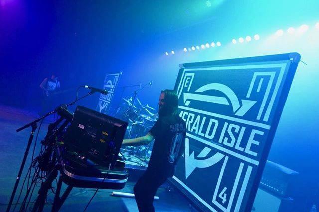 Emerald Isle Keyboard