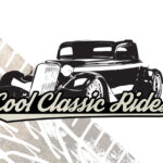 Cool Classic Rides logo designed by Mark Sheldon Boehly - Graphicsbyte Creative
