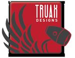 Truax Designs logo designed by Graphicsbyte Creative - Mark Sheldon Boehly
