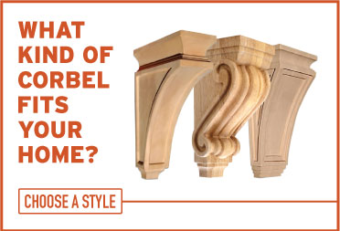 Cabinet Cures Corbel CTA designed by Graphicsbyte
