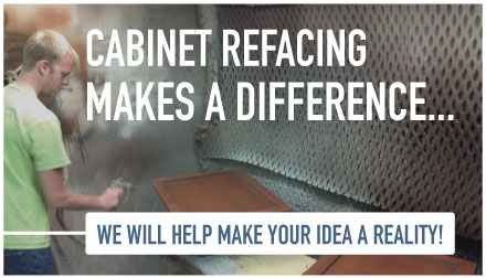 Cabinet Cures Refacing CTA designed by Graphicsbyte
