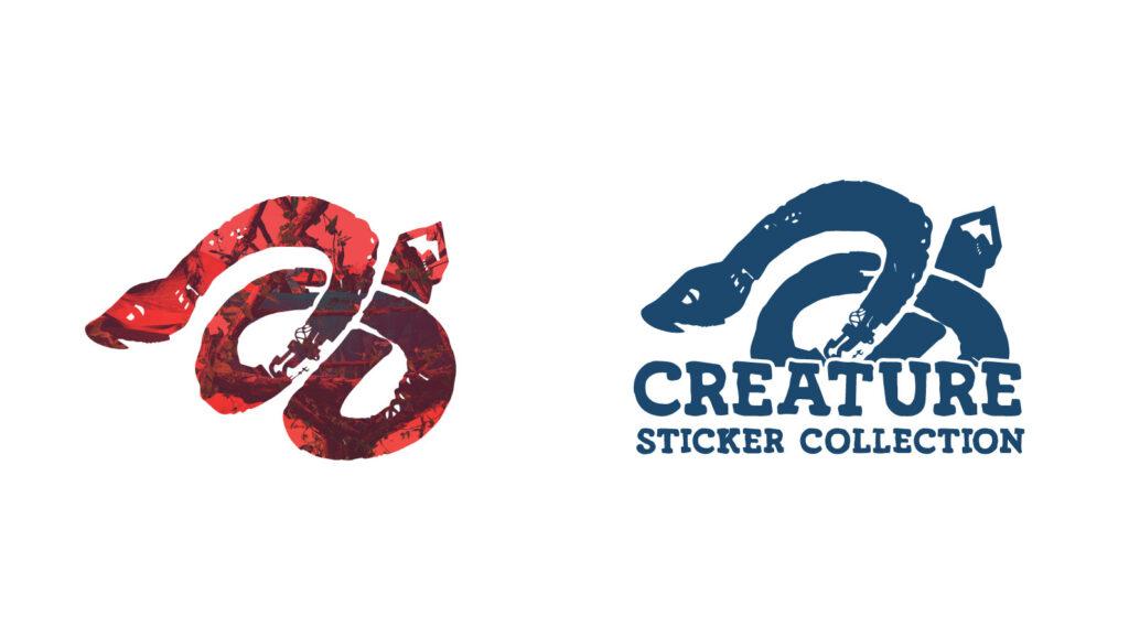 Creature Collection Graphicsbyte Brand - Mark Sheldon Boehly logo designer